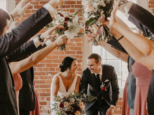 Cailey and Aaron's Wedding in Stillwater, Minnesota 47