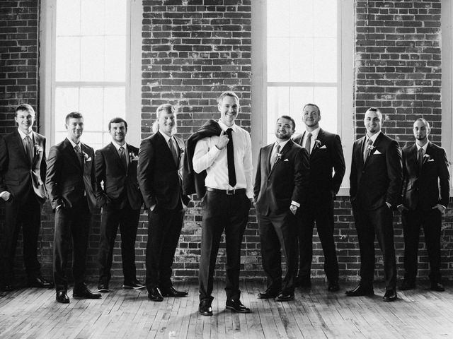 Cailey and Aaron's Wedding in Stillwater, Minnesota 48