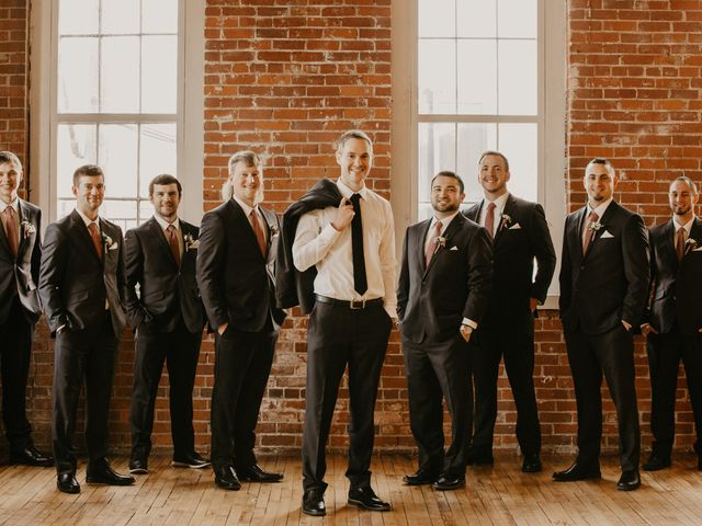 Cailey and Aaron's Wedding in Stillwater, Minnesota 49