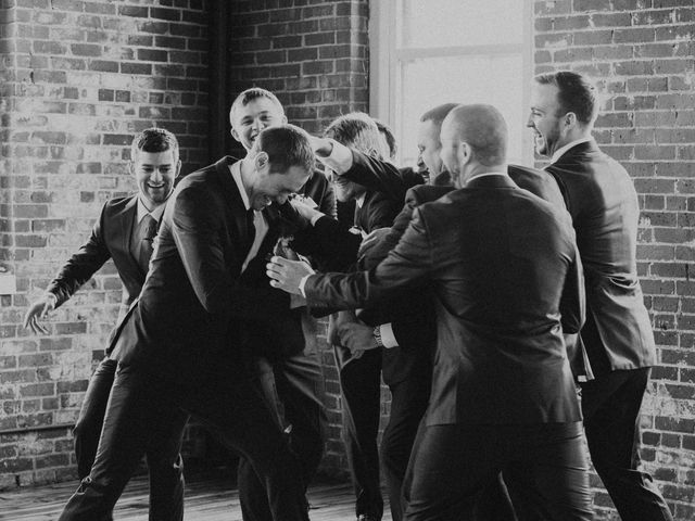 Cailey and Aaron's Wedding in Stillwater, Minnesota 50