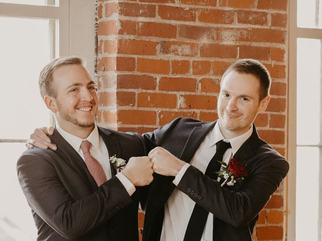 Cailey and Aaron's Wedding in Stillwater, Minnesota 53
