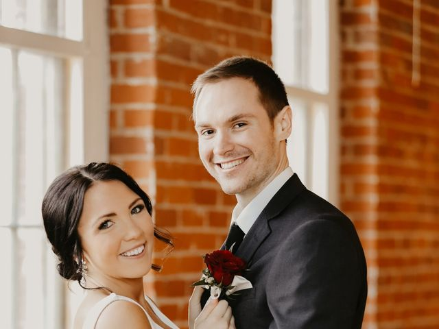 Cailey and Aaron's Wedding in Stillwater, Minnesota 54
