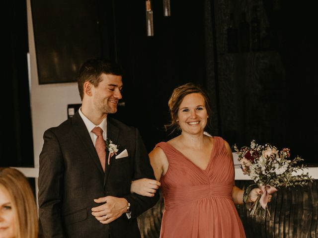 Cailey and Aaron's Wedding in Stillwater, Minnesota 55