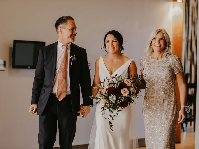Cailey and Aaron's Wedding in Stillwater, Minnesota 56
