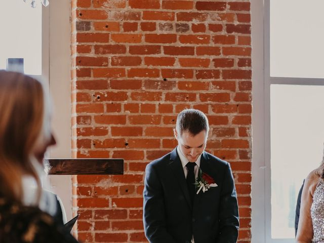 Cailey and Aaron's Wedding in Stillwater, Minnesota 57