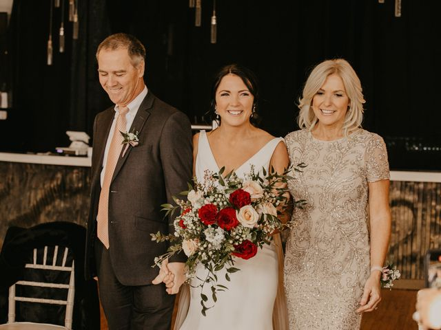 Cailey and Aaron's Wedding in Stillwater, Minnesota 58