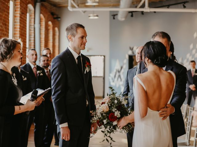 Cailey and Aaron's Wedding in Stillwater, Minnesota 59