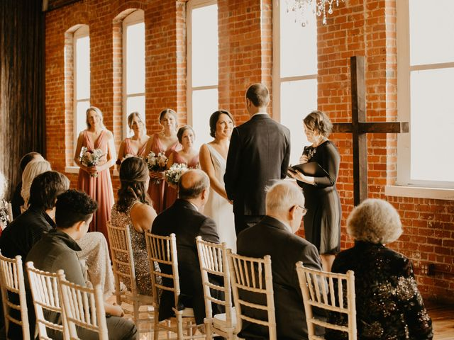 Cailey and Aaron's Wedding in Stillwater, Minnesota 62