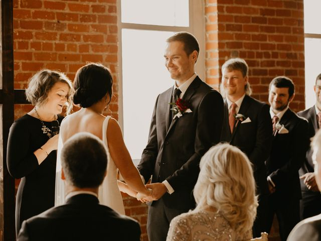 Cailey and Aaron's Wedding in Stillwater, Minnesota 63