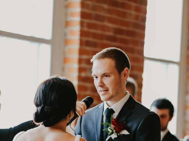 Cailey and Aaron's Wedding in Stillwater, Minnesota 65