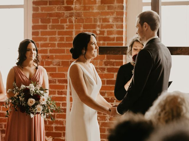 Cailey and Aaron's Wedding in Stillwater, Minnesota 69