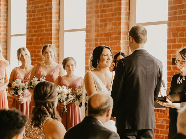 Cailey and Aaron's Wedding in Stillwater, Minnesota 70