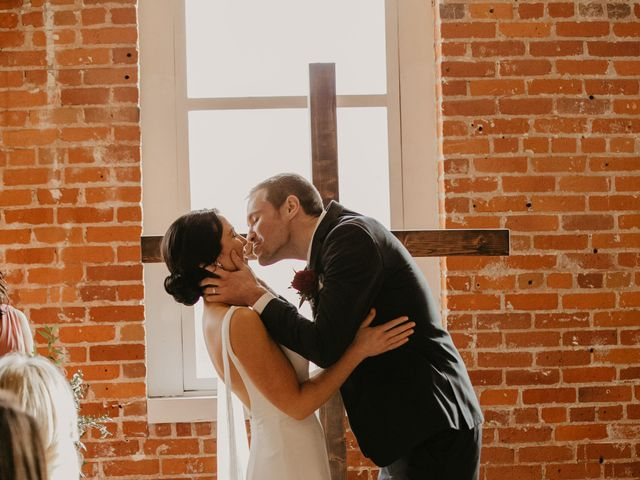 Cailey and Aaron's Wedding in Stillwater, Minnesota 71