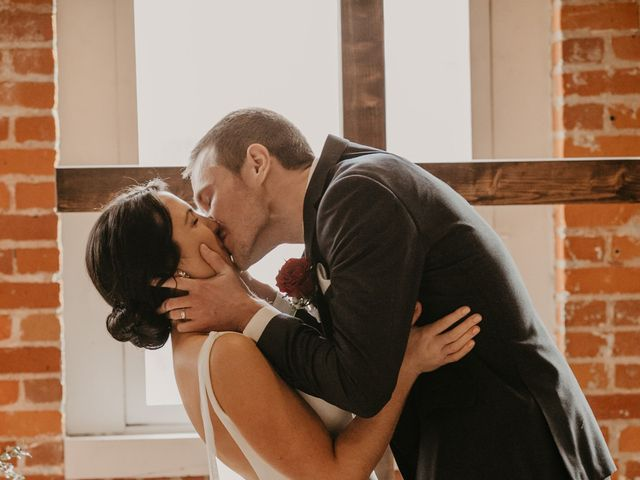 Cailey and Aaron's Wedding in Stillwater, Minnesota 72
