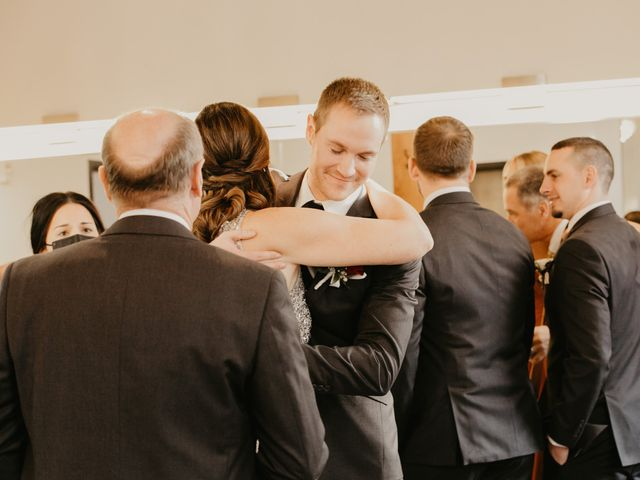 Cailey and Aaron's Wedding in Stillwater, Minnesota 74