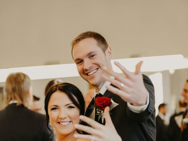 Cailey and Aaron's Wedding in Stillwater, Minnesota 75