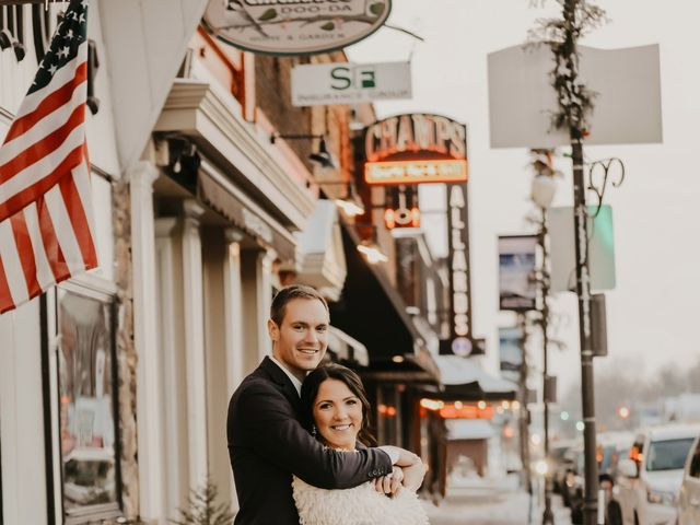 Cailey and Aaron's Wedding in Stillwater, Minnesota 1