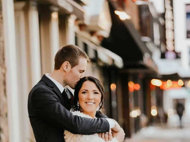 Cailey and Aaron's Wedding in Stillwater, Minnesota 80