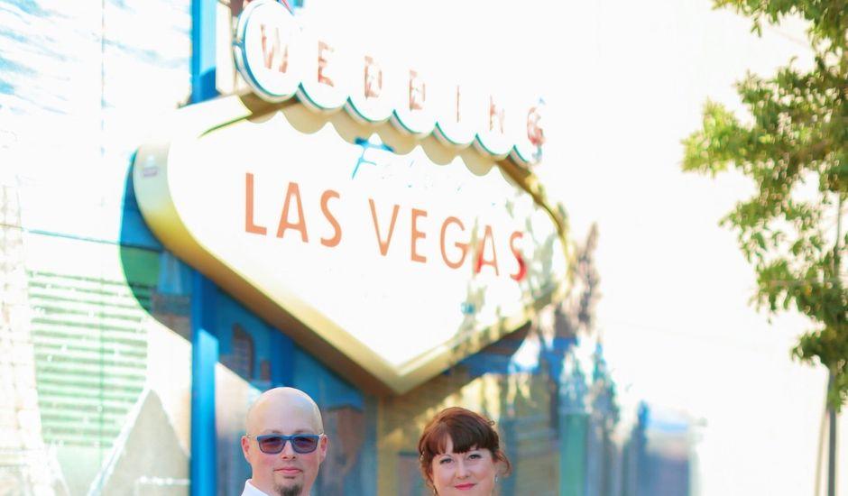 Calvin and Monique's Wedding in Las Vegas, Nevada