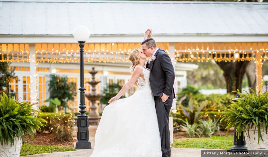 Jeff and Ashley's Wedding in Apopka, Florida