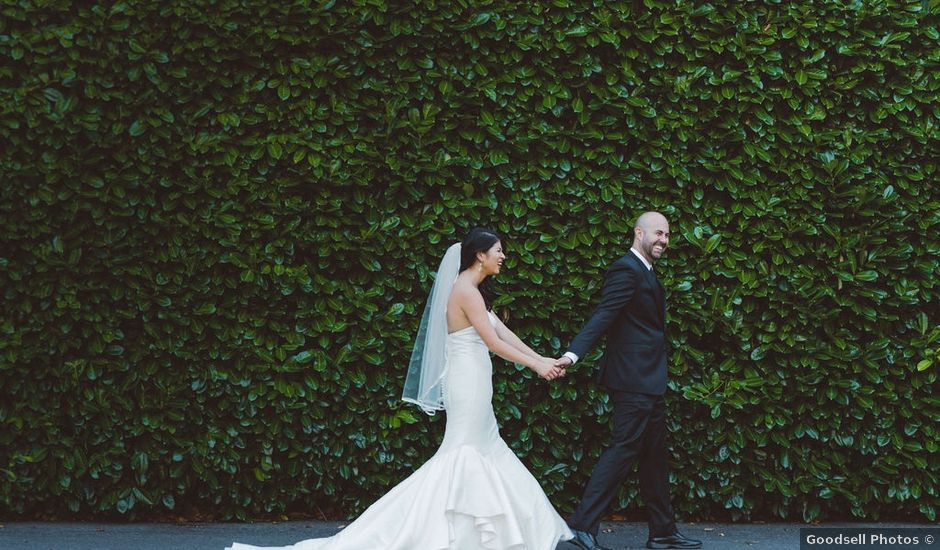 Leon and Stacy's Wedding in Bellevue, Washington