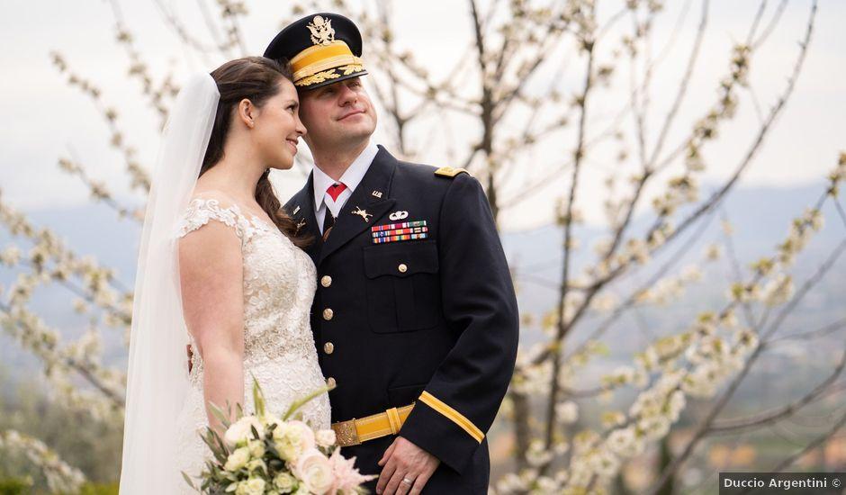 Justin and Kiya's Wedding in Lucca, Italy