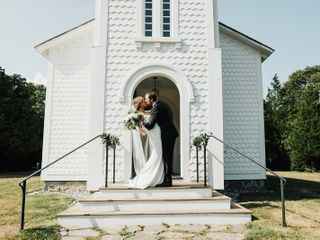 The wedding of Annaliese and Thomas
