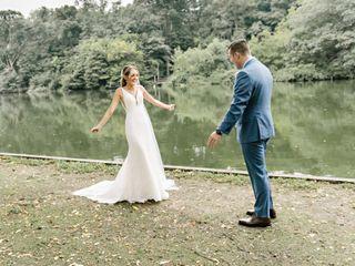Jody  and Michelle 's Wedding in East Setauket, New York 7