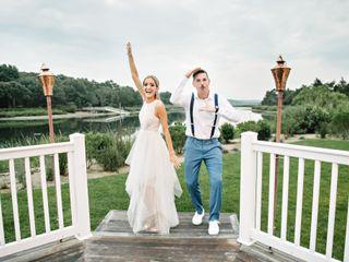 Jody  and Michelle 's Wedding in East Setauket, New York 27