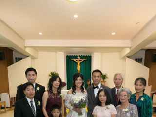 The wedding of Lynn and William 3