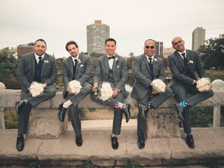 William and Lynn's Wedding in Chicago, Illinois 3