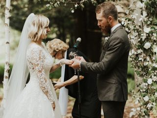 The wedding of Taylor and Kyle