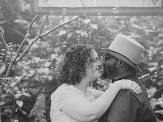 The wedding of Marissa and Damon 2