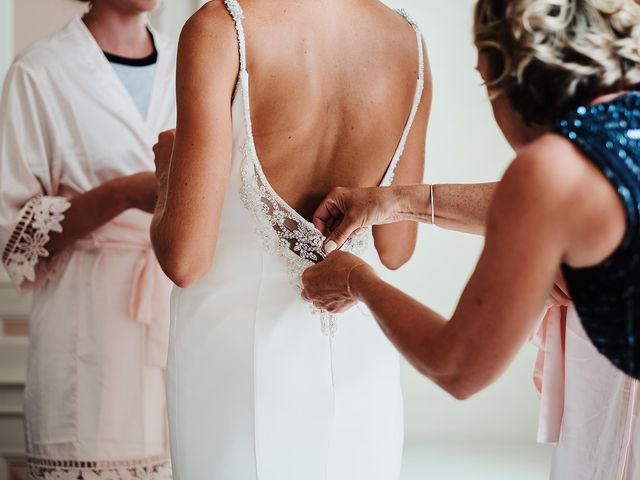 Thomas and Annaliese's Wedding in Warwick, Rhode Island 7