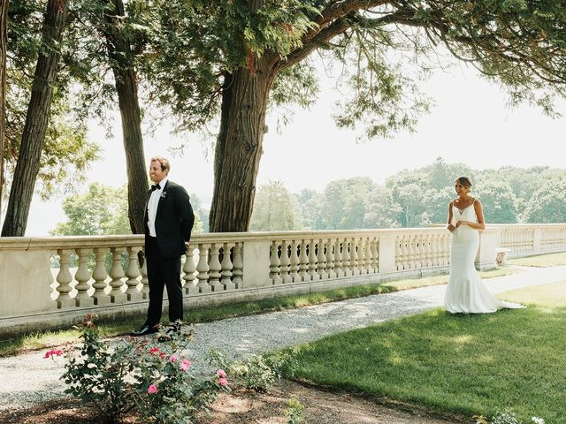 Thomas and Annaliese's Wedding in Warwick, Rhode Island 18