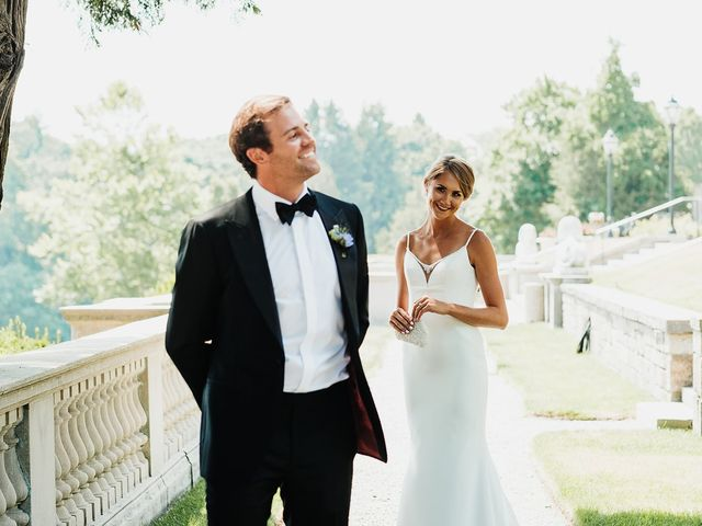 Thomas and Annaliese's Wedding in Warwick, Rhode Island 19