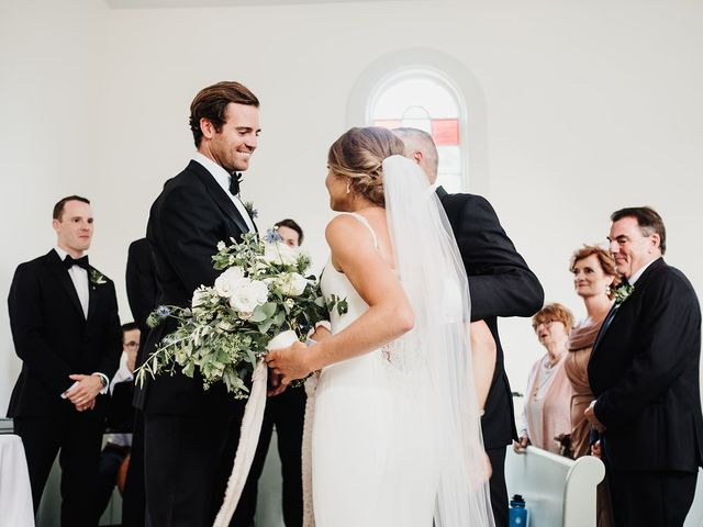 Thomas and Annaliese's Wedding in Warwick, Rhode Island 36