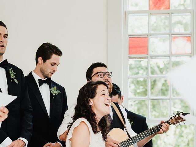 Thomas and Annaliese's Wedding in Warwick, Rhode Island 37