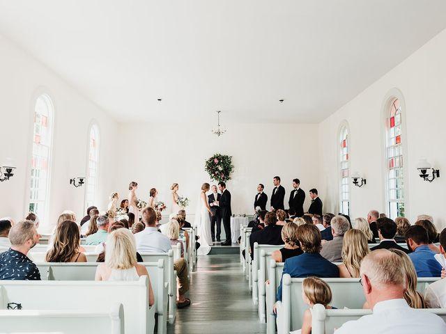 Thomas and Annaliese's Wedding in Warwick, Rhode Island 38