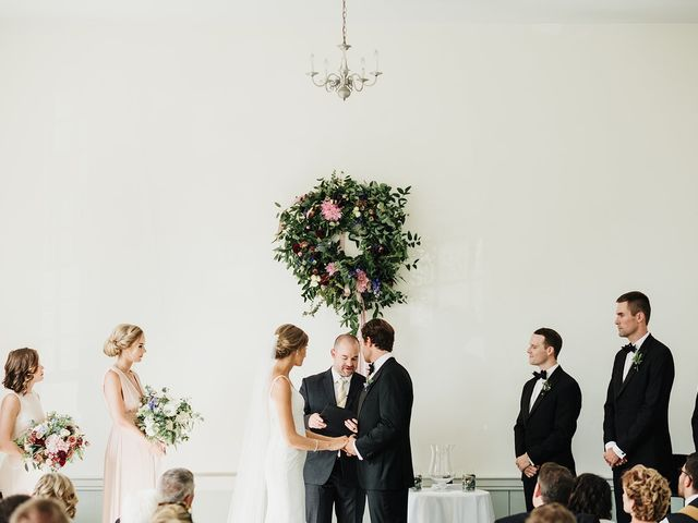 Thomas and Annaliese's Wedding in Warwick, Rhode Island 39