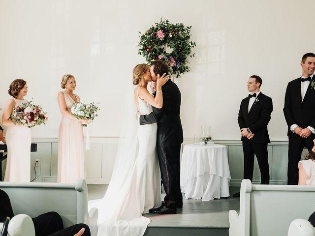 Thomas and Annaliese's Wedding in Warwick, Rhode Island 40