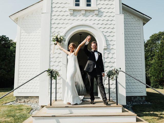 Thomas and Annaliese's Wedding in Warwick, Rhode Island 42