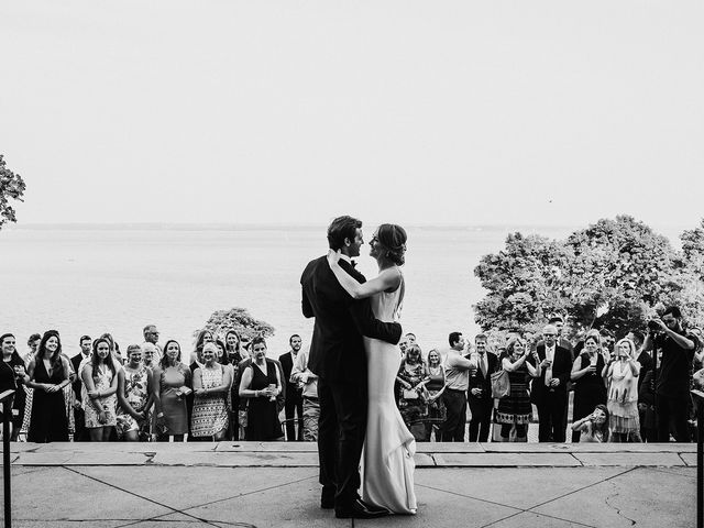 Thomas and Annaliese's Wedding in Warwick, Rhode Island 49