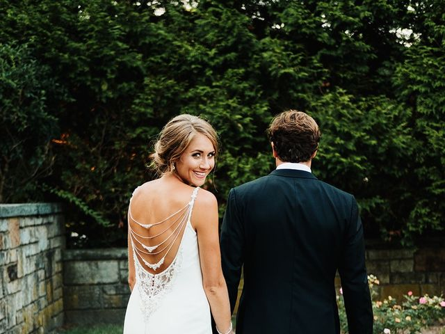 Thomas and Annaliese's Wedding in Warwick, Rhode Island 55