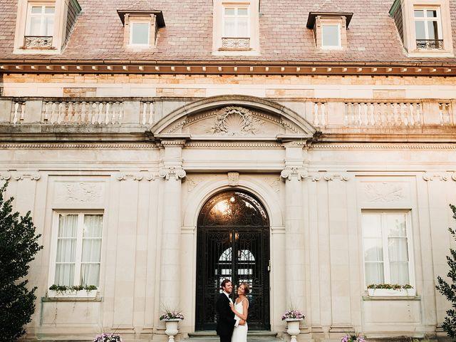 Thomas and Annaliese's Wedding in Warwick, Rhode Island 60