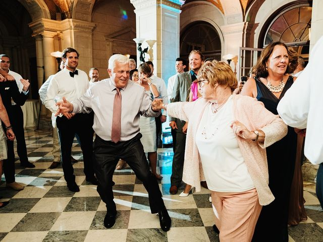 Thomas and Annaliese's Wedding in Warwick, Rhode Island 74