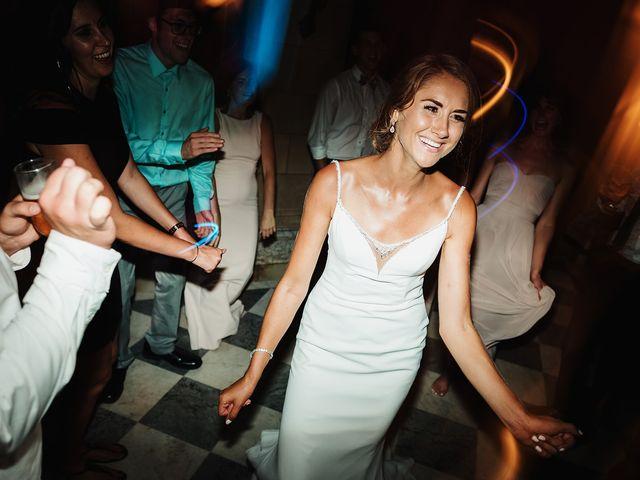 Thomas and Annaliese's Wedding in Warwick, Rhode Island 78