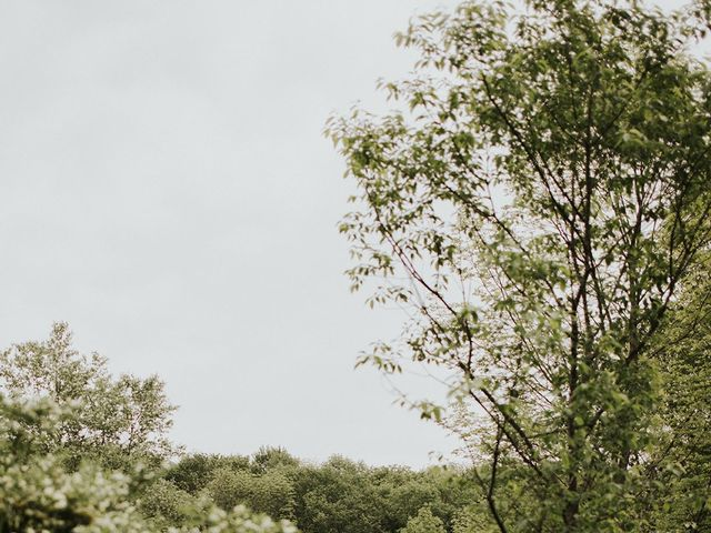 Kyle and Taylor's Wedding in Long Eddy, New York 3