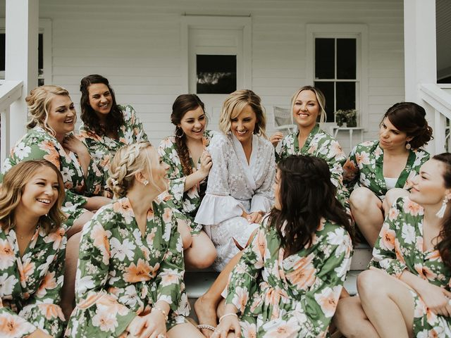 Kyle and Taylor's Wedding in Long Eddy, New York 12