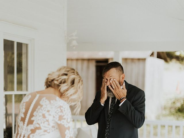 Kyle and Taylor's Wedding in Long Eddy, New York 16
